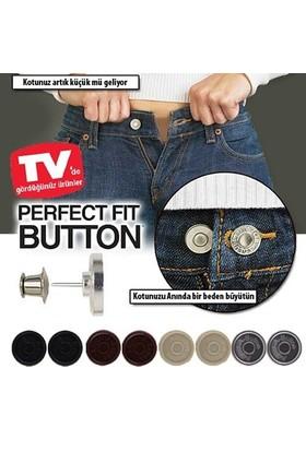 Bluezen Perfect Fit Button Beden Büyülten Küçülten Düğme Seti