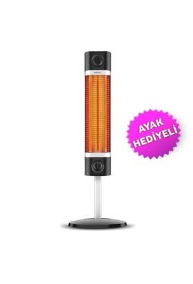 Veito CH 1800 XE 1800 Watt Karbon Infrared Isıtıcı + Ayak Hediyeli CH-1800XE