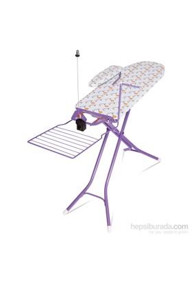 Evin Lilac Ütü Masası