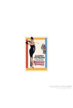 Maxi Poster Audrey Hepburn Breakfast At Tiffanys On Sheet