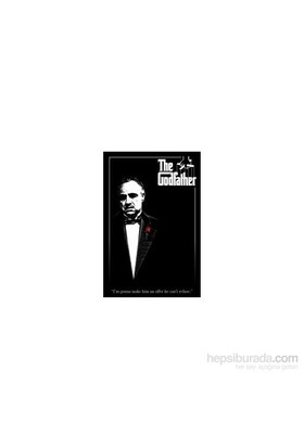 Maxi Poster The Godfather Red Rose