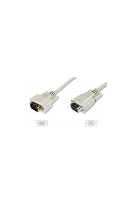 Digitus VGA Monitör Bağlantı Kablosu HD15 Erkek - HD15 Erkek 20 metre AK-310103-200-E