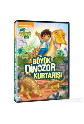 Koş Diego Koş ! Büyük Dinozor Kurtarışı (DVD)