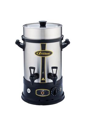 İmza İ-1120 13 lt 120 Bardak Paslanmaz Çelik Çay Makinası