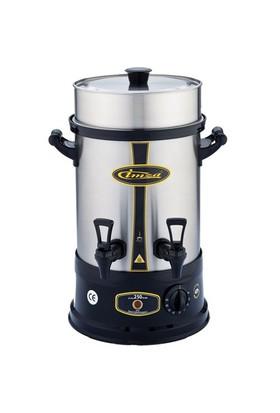 İmza İ-1250 23 lt 250 Bardak Paslanmaz Çelik Çay Makinası