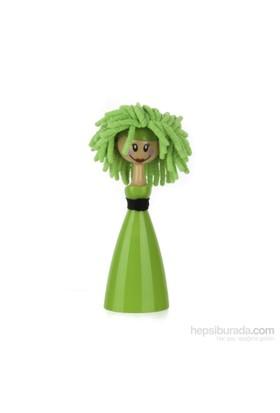 Vıgar Dolls Cındy Bilgisayar Toz Fırçası Yeşil
