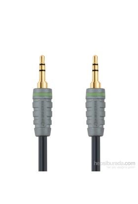 Bandridge BAL3302 3.5mm - 3.5mm 2m Audio Kablo