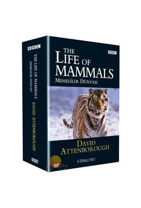 Life Of Mammals (Memeliler Dünyası) (4 Disc)