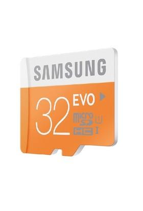 Samsung 32GB MicroSD Evo Class10 48mb/sn Hafıza Kartı + SD Adaptör MB-MP32DA/TR