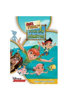 Jake And The Neverland: Pirates Peter Pan Returns (Jake ve varolmayan ülke korsanları: Peter Dönüyor
