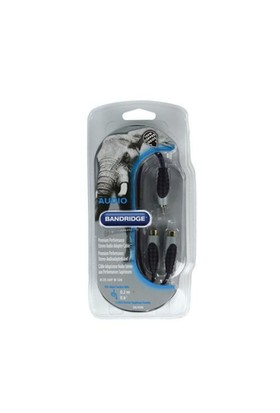 Bandrıdge Sal4500 Premıum Performance Subwoofer Audıo Cable