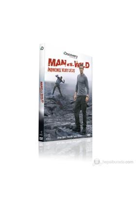 Man vs Wild (İnanılmaz Kurtuluş) (DVD)