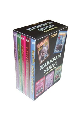 Hababam Sınıfı Seti (5 DVD)