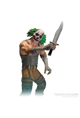 Batman Arkham City Clown Thug 3 Green