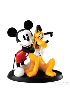 Best Friends (Mickey Mouse & Pluto Figurine)