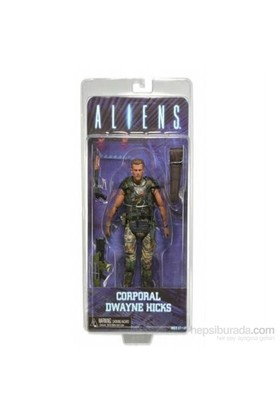 Aliens: Corporal Hicks Action Figure