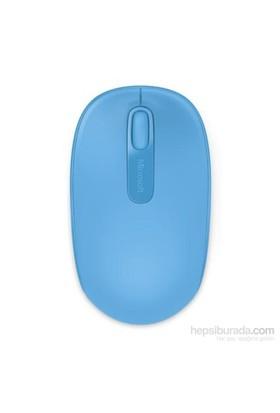 Microsoft Mobile 1850 Kablosuz Mavi Mouse U7Z-00057
