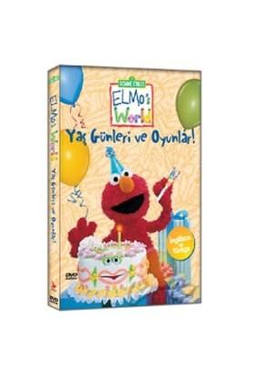 Susam Sokağı (Elmo'nun Dünyası: Yaş Günleri ve Oyunlar)