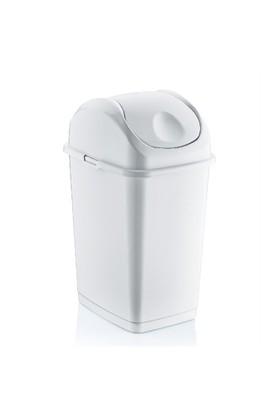 Dünya Plastik 18 Lt.Slim Çöp Kovası