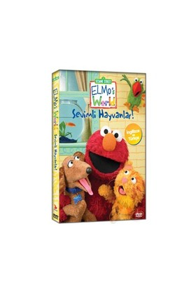 Susam Sokağı: Elmo'nun Dünyası (Sevimli Hayvanlar)