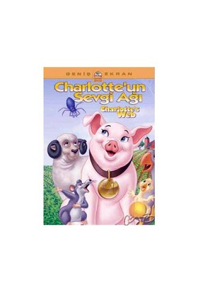 Charlotte's Web (Charlotte'un Sevgi Ağı) ( DVD )