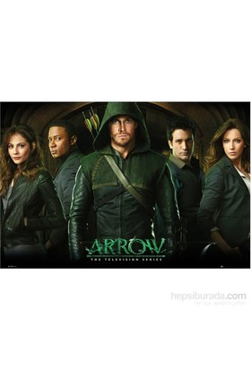 Arrow Group Maxi Poster
