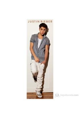 Justin Bi Leaningeber Midi Poster