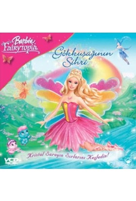 Barbie Gökkuşağının Sihri (Barbie Magic of The Rainbow) (VCD)