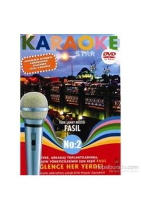 Karaoke Star No:2 Türk Sanat Müziği (Mikrofonsuz)