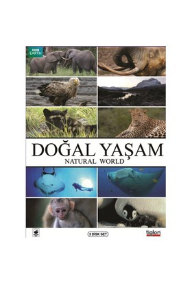 Natural World (Doğal Yaşam) (3 Disc)