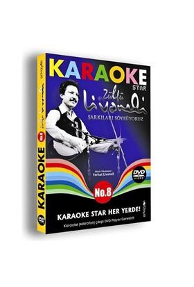 Karaoke Star No:8 Zülfü Livaneli Şarkıları Söylüyoruz (Mikrofon Hediyeli)