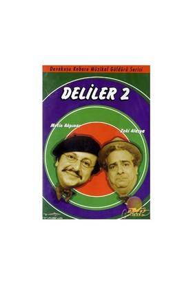 Deliler 2 (Devekuşu Kabare ) ( DVD )