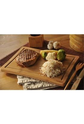Bambum Diego - Kesme - Steak Tahtası Büyük