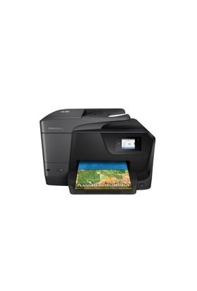 HP OfficeJet Pro 8710 Fotokopi + Faks + Tarayıcı + Airprint Yazıcı D9L18A