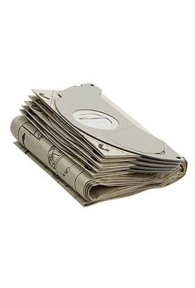 Karcher Süpürge Aksesuarları-Se-Wd Serisi 5Li Kağıt Toz Torbası