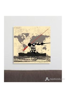 Harita ve Gemi Tablo Saat