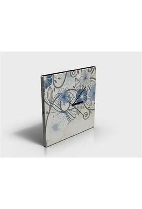Arte80 - Design 252 - Kanvas Tablo Saat