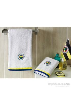 Taç Fenerbahçe Pamuk Banyo Havlusu
