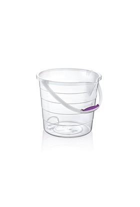 Hobby Life Plastik Şeffaf Kademeli Temizlik Kovası(15 Lt)