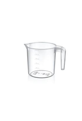 Hobby Life Plastik Yuvarlak Maşrapa Şeffaf(1,5 Lt)