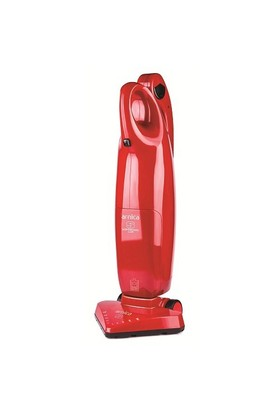 Arnica Süpürgeç Lüx 1600W Dik Elektrikli Süpürge - Kırmızı