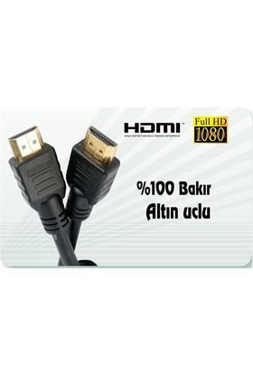 Qport QC-013 HDMI 2.0 1,5m Siyah Kablo