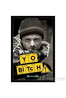 Maxi Poster Breaking Bad Yo Bitch!