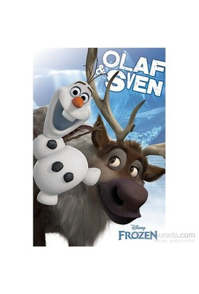 Maxi Poster Frozen Olaf And Sven