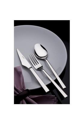 Almond İmza Sade 90 Parça Çatal Kaşık Bıçak Takımı