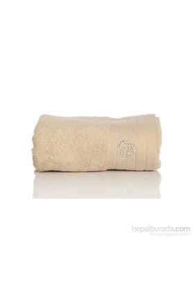 Yastıkminder Koton Bej 95X150 Havlu