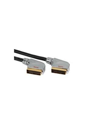 Hama 79008 Altın Uç 5M Scart Kablo