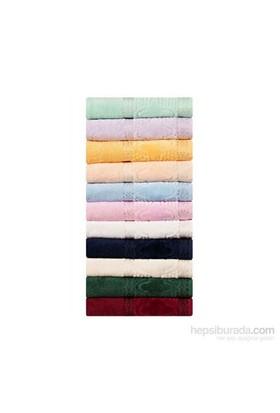 Maisonette Meltem Havlu Beyaz 30 x 50 cm Tekli