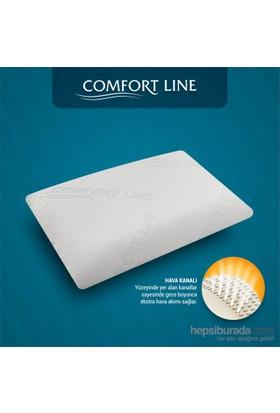 Comfortline Visco Düz Alçak Delikli Yastık V136