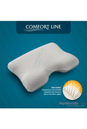 Comfortline Visco Horlamayı Azaltan Boyun Destekli Yastık V207
